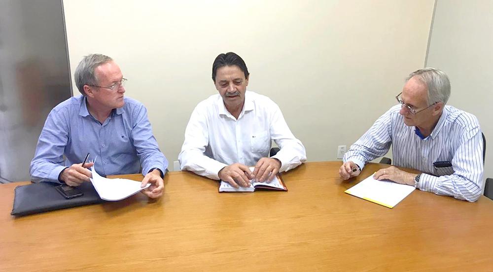 Presidentes das Organizações de Cooperativas alinham ações para o fortalecimento do setor nos três Estados