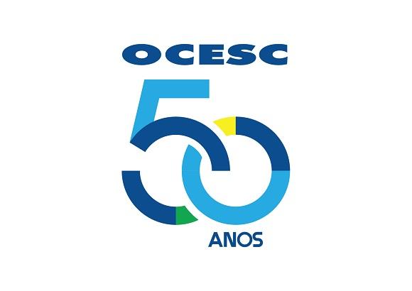 OCESC lança selo comemorativo aos 50 anos